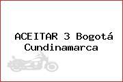 ACEITAR 3 Bogotá Cundinamarca