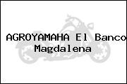 AGROYAMAHA El Banco Magdalena