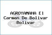 AGROYAMAHA El Carmen De Bolivar Bolivar