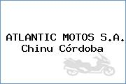 ATLANTIC MOTOS S.A. Chinu Córdoba