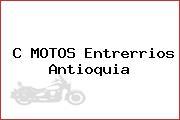 C MOTOS Entrerrios Antioquia