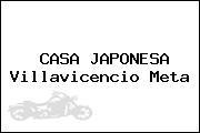 CASA JAPONESA Villavicencio Meta