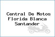 Central De Motos Florida Blanca Santander