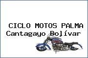 CICLO MOTOS PALMA Cantagayo Bolívar