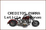 CREDITOS PARRA Leticia Amazonas