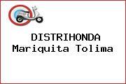 DISTRIHONDA Mariquita Tolima