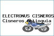 ELECTRONUS CISNEROS Cisneros Antioquia