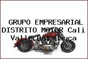 GRUPO EMPRESARIAL DISTRITO MOTOR Cali Valle Del Cauca