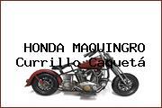 HONDA MAQUINGRO Currillo Caquetá