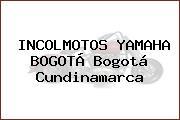 INCOLMOTOS YAMAHA BOGOTÁ Bogotá Cundinamarca