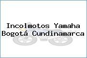 Incolmotos Yamaha  Bogotá Cundinamarca