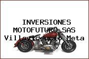INVERSIONES MOTOFUTURO SAS Villavicencio Meta