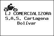 LJ COMERCIALIZORA S.A.S. Cartagena Bolívar