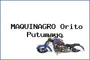 MAQUINAGRO Orito Putumayo