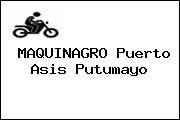 MAQUINAGRO Puerto Asis Putumayo