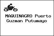 MAQUINAGRO Puerto Guzman Putumayo