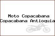Moto Copacabana Copacabana Antioquia