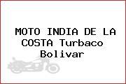MOTO INDIA DE LA COSTA Turbaco Bolivar