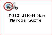 MOTO JIREH San Marcos Sucre