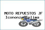 MOTO REPUESTOS JF Icononzo Tolima