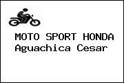 MOTO SPORT HONDA Aguachica Cesar