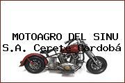 MOTOAGRO DEL SINU S.A. Cereté Cordobá