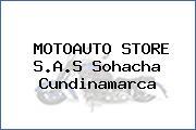 MOTOAUTO STORE S.A.S Sohacha Cundinamarca