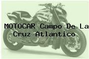 MOTOCAR Campo De La Cruz Atlantico
