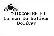 MOTOCARIBE El Carmen De Bolívar Bolívar
