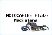MOTOCARIBE Plato Magdalena