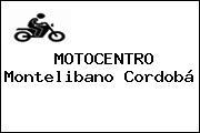 MOTOCENTRO Montelibano Cordobá