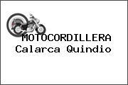MOTOCORDILLERA Calarca Quindio