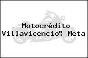 Motocrédito Villavicencio Meta