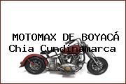 MOTOMAX DE BOYACÁ Chia Cundinamarca