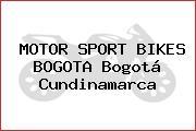 MOTOR SPORT BIKES BOGOTA Bogotá Cundinamarca
