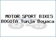 MOTOR SPORT BIKES BOGOTA Tunja Boyaca