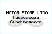 MOTOR STORE LTDA Fusagasuga Cundinamarca