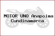 MOTOR UNO Anapoima Cundinamarca