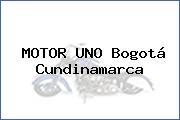 Motor Uno Bogotá Cundinamarca