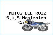 MOTOS DEL RUIZ S.A.S Manizales Caldas