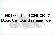 MOTOS EL CONDOR 2 Bogotá Cundinamarca