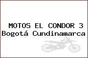 MOTOS EL CONDOR 3 Bogotá Cundinamarca