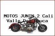 MOTOS JUNIN 2 Cali Valle Del Cauca