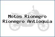 Motos Rionegro  Rionegro Antioquia