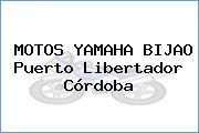 MOTOS YAMAHA BIJAO Puerto Libertador Córdoba