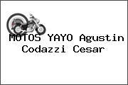 MOTOS YAYO Agustin Codazzi Cesar