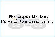 Motosportbikes Bogotá Cundinamarca