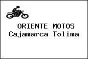 ORIENTE MOTOS Cajamarca Tolima