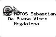 OSÉ MOTOS Sebastian De Buena Vista Magdalena