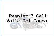 Regnier 3 Cali Valle Del Cauca